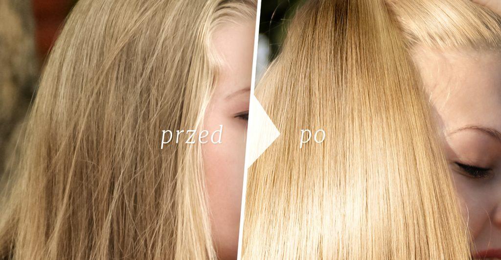jak działa nanoil na moje włosy