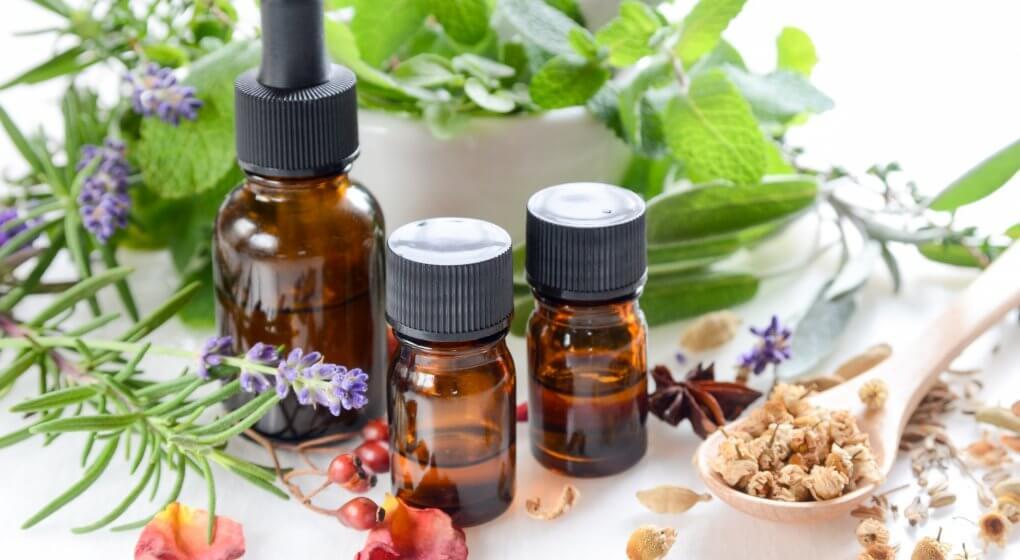 olejki eteryczne w pielęgnacji