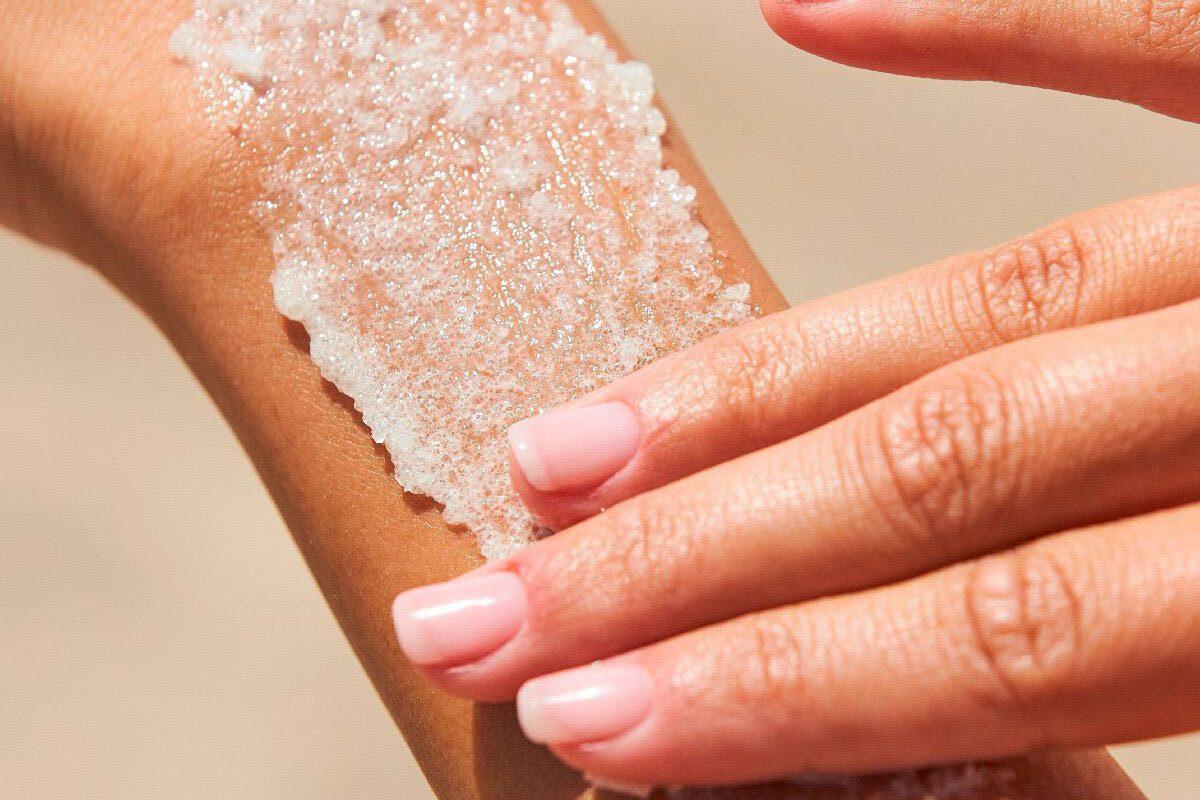 peeling skóry