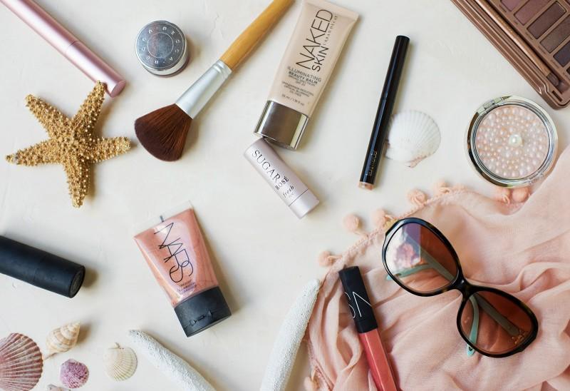 letni makijaż