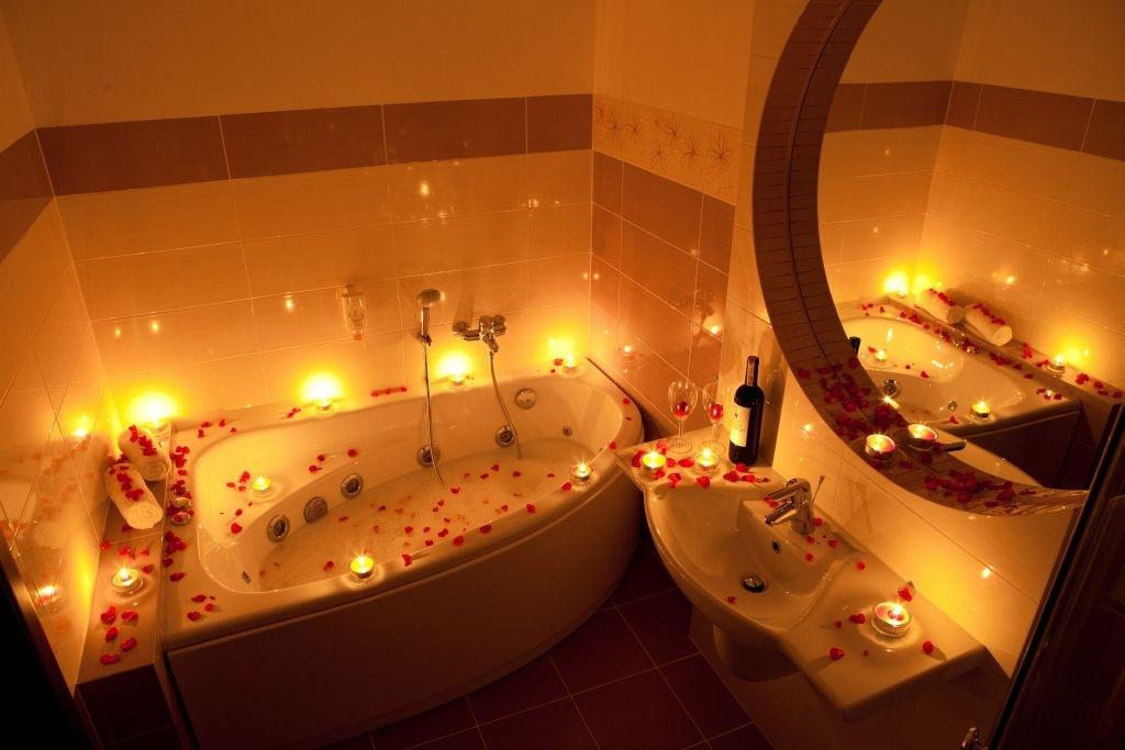 kąpiel i masaż rozgrzewający