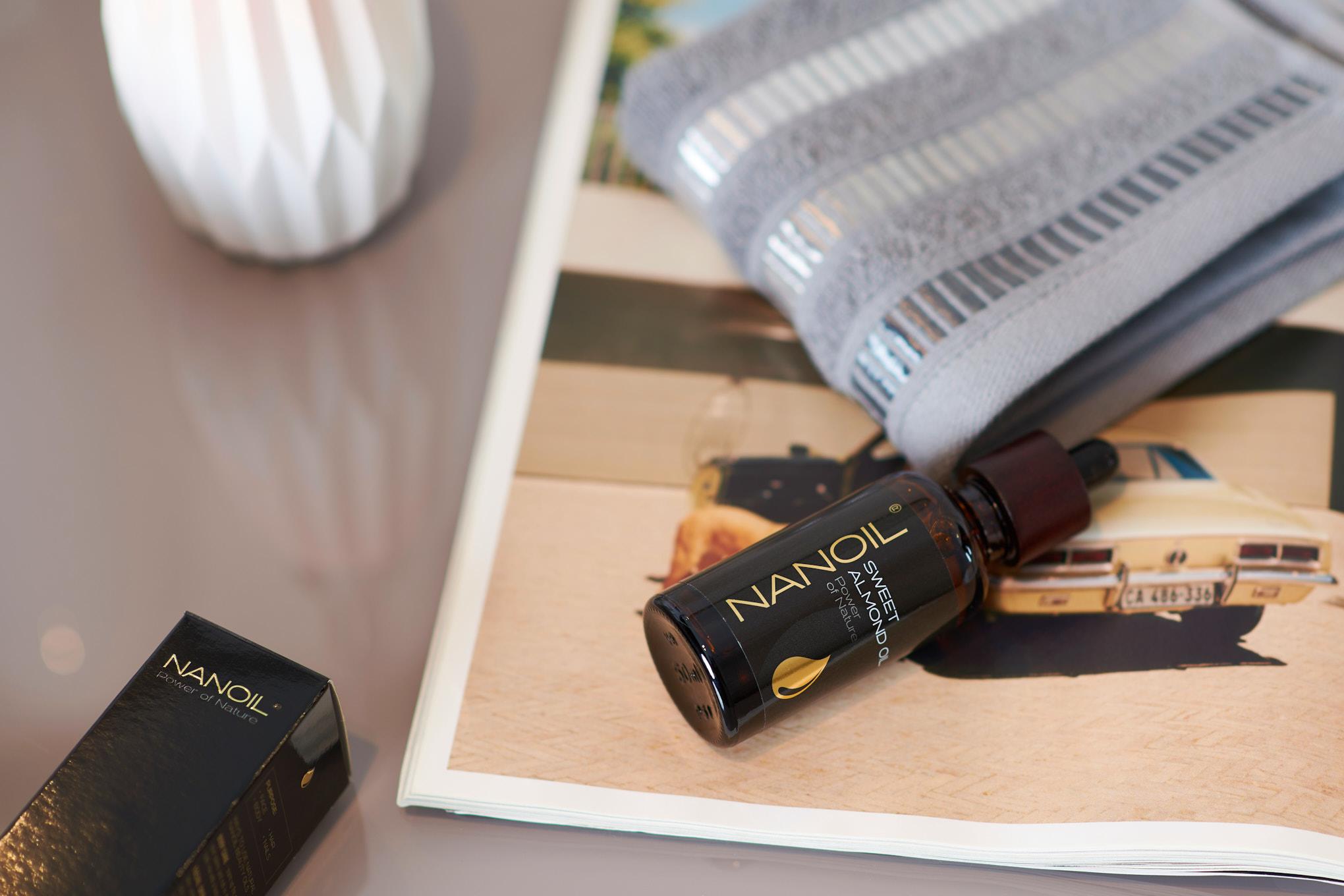najlepszy olej migdałowy nanoil