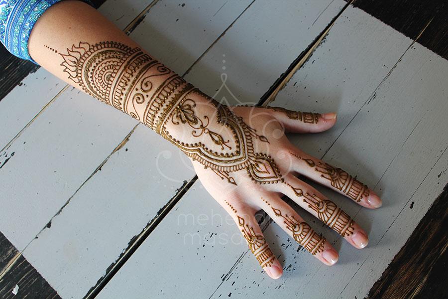 henna w kosmetyce